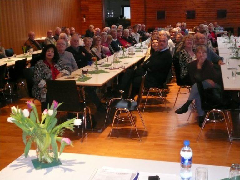 Jahreshauptversammlung des Seniorenbundes Höchst - Image 1
