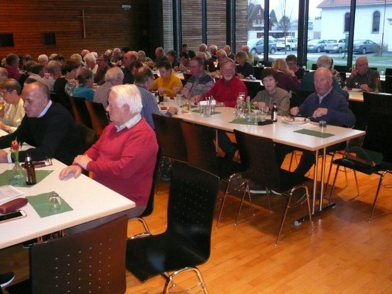 Jahreshauptversammlung des Seniorenbundes Höchst - Image 14