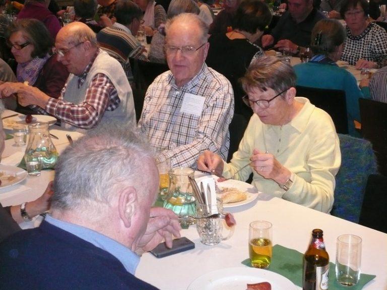 Jahreshauptversammlung des Seniorenbundes Höchst - Image 13