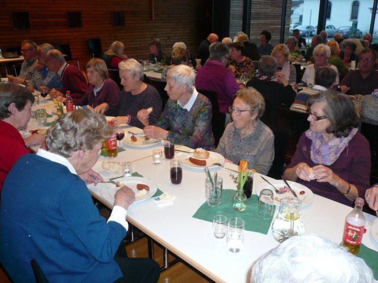 Jahreshauptversammlung des Seniorenbundes Höchst - Image 12