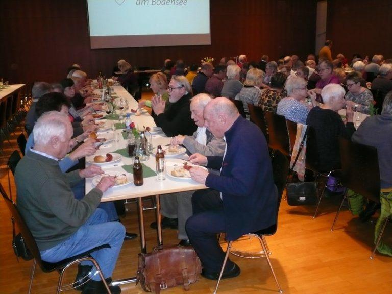 Jahreshauptversammlung des Seniorenbundes Höchst - Image 9
