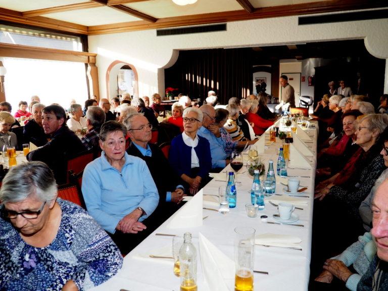 Besinnliche Weihnachtsfeier vom Seniorenbund Sulz-Röthis-Viktorsberg am 13.12.2019 - Image 3