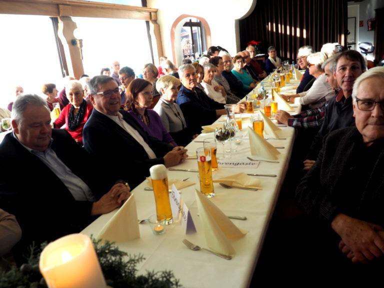 Besinnliche Weihnachtsfeier vom Seniorenbund Sulz-Röthis-Viktorsberg am 13.12.2019 - Image 5
