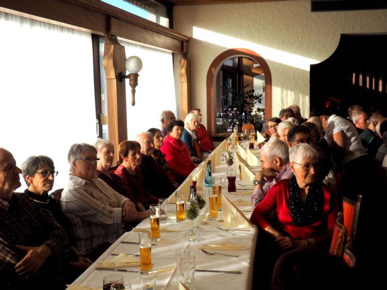 Besinnliche Weihnachtsfeier vom Seniorenbund Sulz-Röthis-Viktorsberg am 13.12.2019 - Image 7