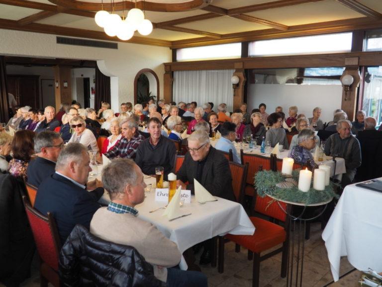 Besinnliche Weihnachtsfeier vom Seniorenbund Sulz-Röthis-Viktorsberg am 13.12.2019 - Image 8
