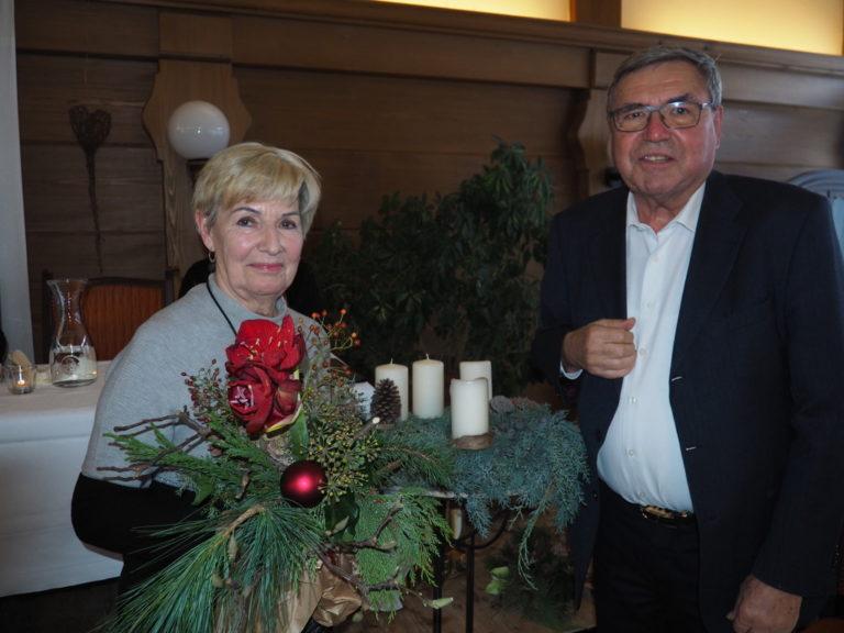 Besinnliche Weihnachtsfeier vom Seniorenbund Sulz-Röthis-Viktorsberg am 13.12.2019 - Image 14