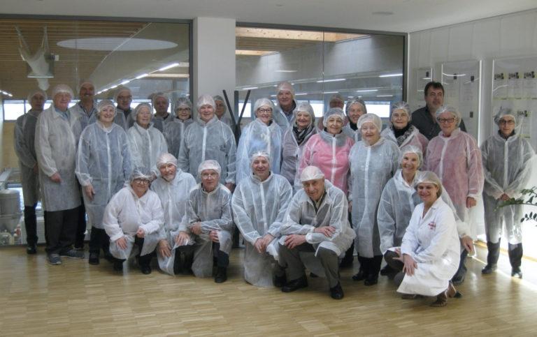 "Betriebsbesichtigung der ""Bäckerei MANGOLD Zentrale"" - Image 4"
