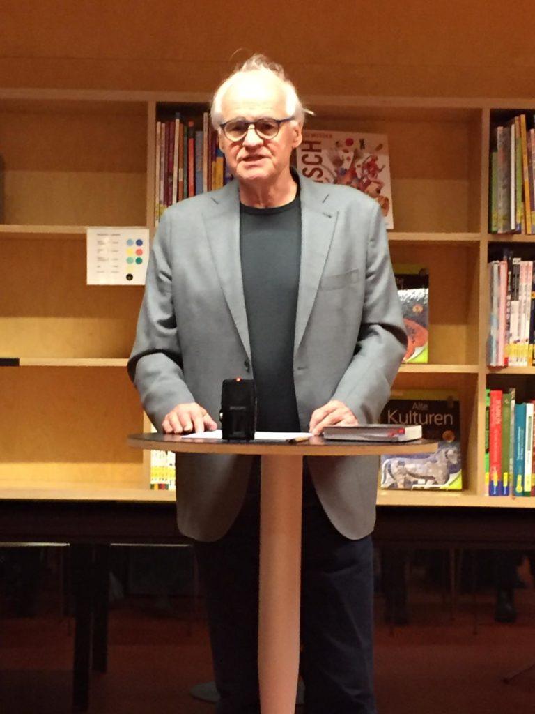 """Buchvorstellung Mag. Wolfgang Berchtold """"Vorarlberger Schimpfwörter"""" - Image 1"""