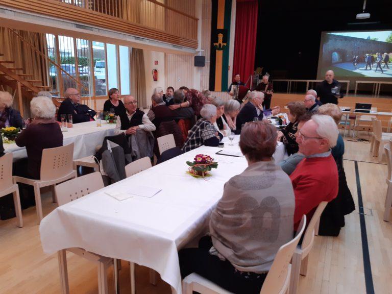 Vollversammlung Seniorenbund Klaus im Winzersaal - Image 4