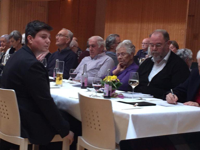 Vollversammlung Seniorenbund Klaus im Winzersaal - Image 3