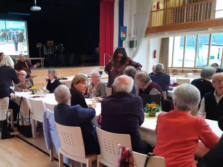 Vollversammlung Seniorenbund Klaus im Winzersaal - Image 5