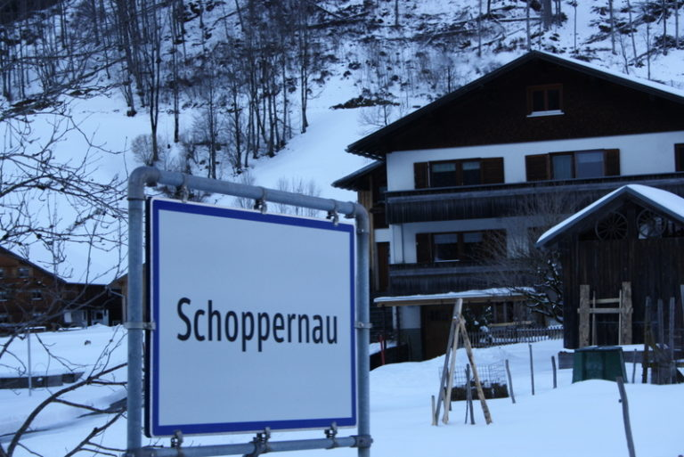 Seniorenausflug von Sulz-Röthis-Viktorsberg nach Schoppernau mit Schlittenfahrt und Besuch des F.M.Felder-Museums - Image 1