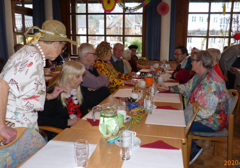 Fasnat-Seniorenhock mit zemma-Leaba - Image 7