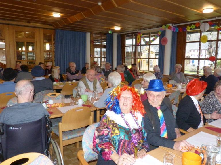 Fasnat-Seniorenhock mit zemma-Leaba - Image 10