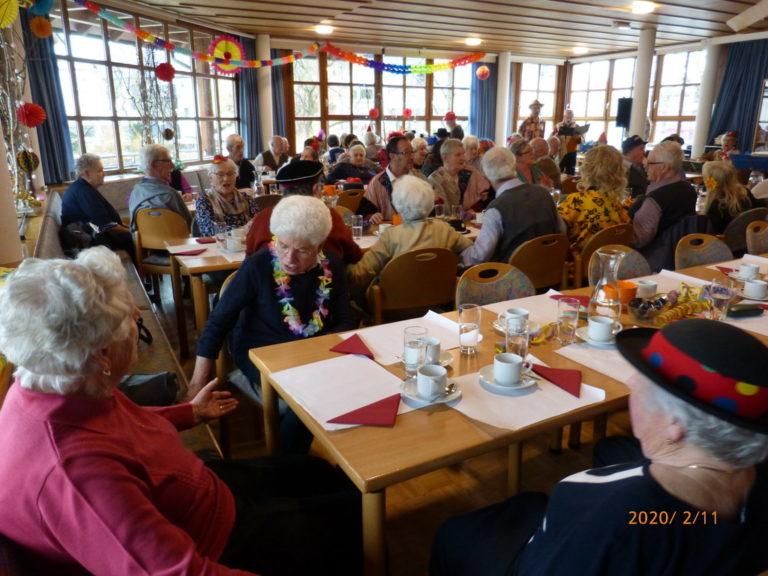 Fasnat-Seniorenhock mit zemma-Leaba - Image 12