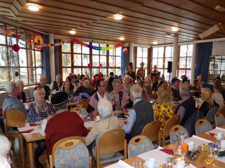 Fasnat-Seniorenhock mit zemma-Leaba - Image 13