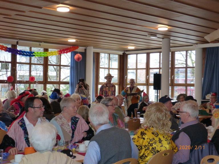 Fasnat-Seniorenhock mit zemma-Leaba - Image 14