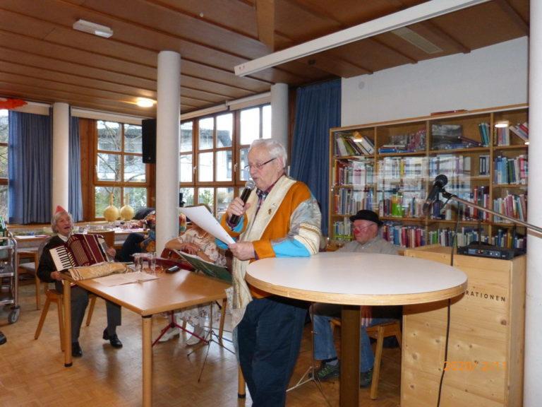 Fasnat-Seniorenhock mit zemma-Leaba - Image 15