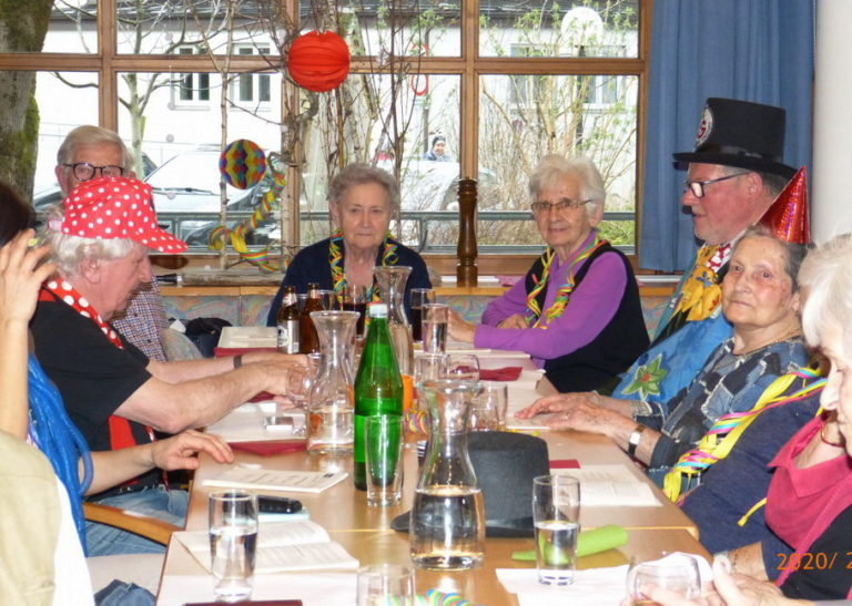 Fasnat-Seniorenhock mit zemma-Leaba - Image 18