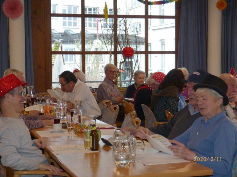 Fasnat-Seniorenhock mit zemma-Leaba - Image 3