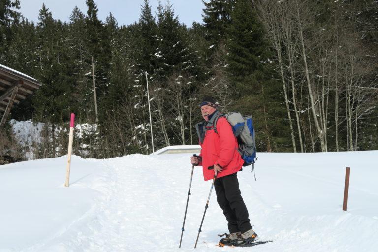 Winterwanderung nach Gapfohl - Image 1