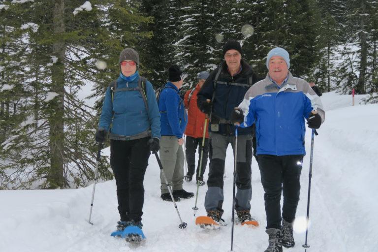 Winterwanderung nach Gapfohl - Image 9