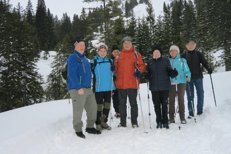 Winterwanderung nach Gapfohl - Image 10