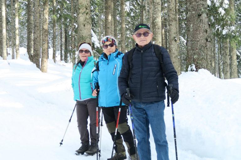 Winterwanderung nach Gapfohl - Image 2