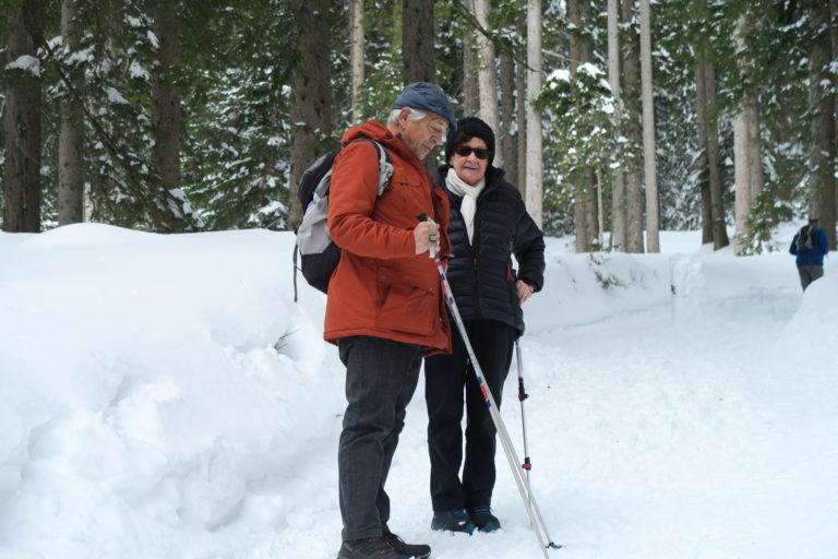 Winterwanderung nach Gapfohl - Image 3