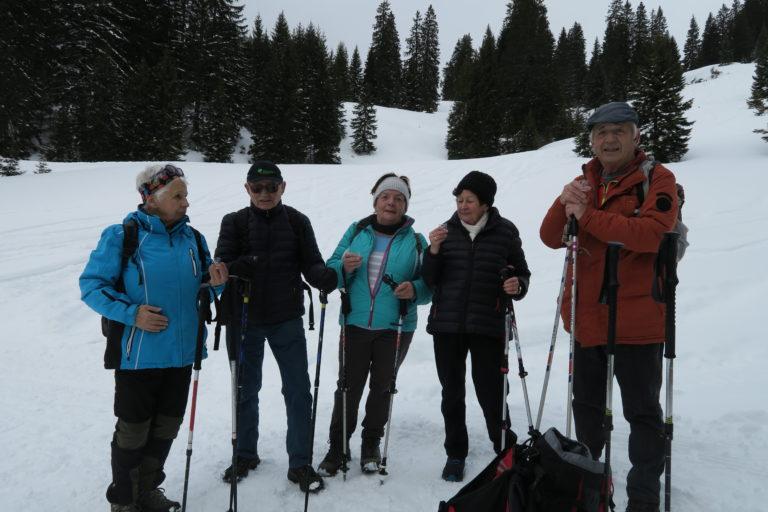 Winterwanderung nach Gapfohl - Image 4