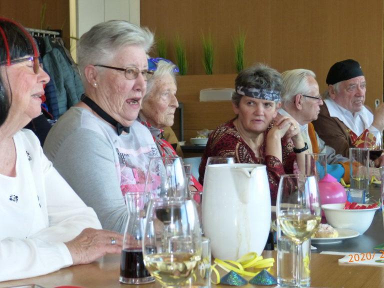 Fasching bei den Koblacher SeniorInnen - Image 20
