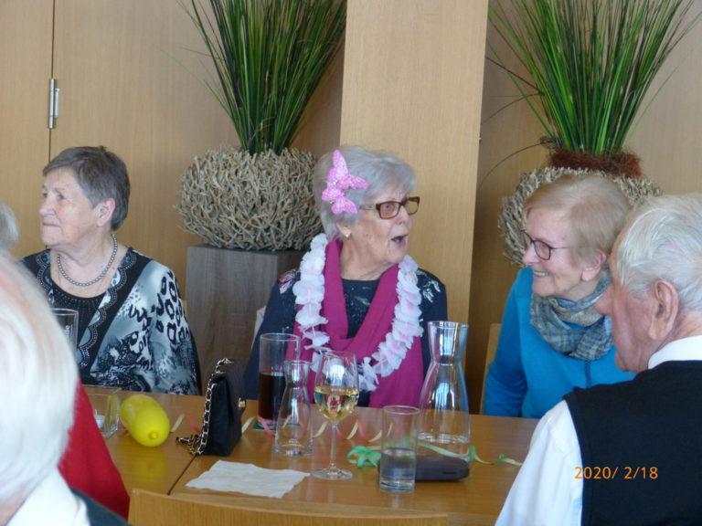 Fasching bei den Koblacher SeniorInnen - Image 5