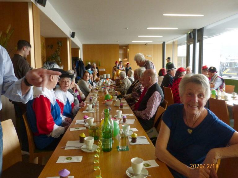 Fasching bei den Koblacher SeniorInnen - Image 9