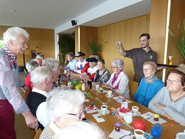 Fasching bei den Koblacher SeniorInnen - Image 12