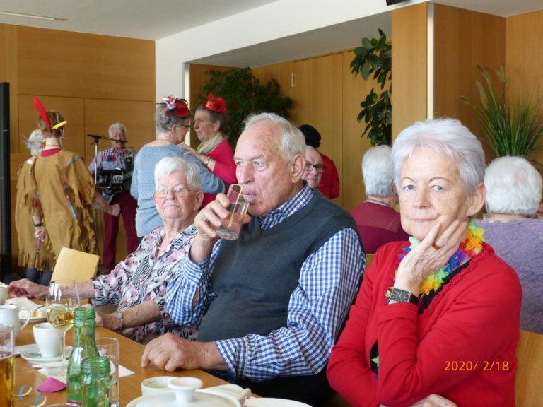 Fasching bei den Koblacher SeniorInnen - Image 15