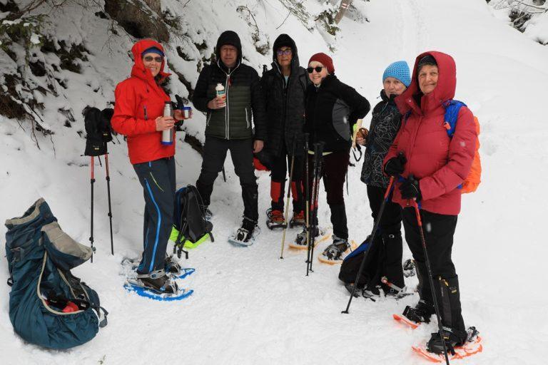 Schneeschuhwanderung in Gargellen - Image 2