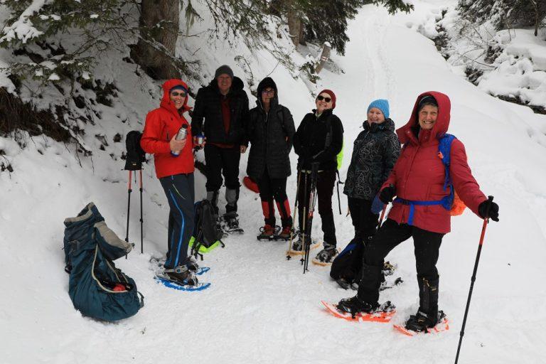 Schneeschuhwanderung in Gargellen - Image 3