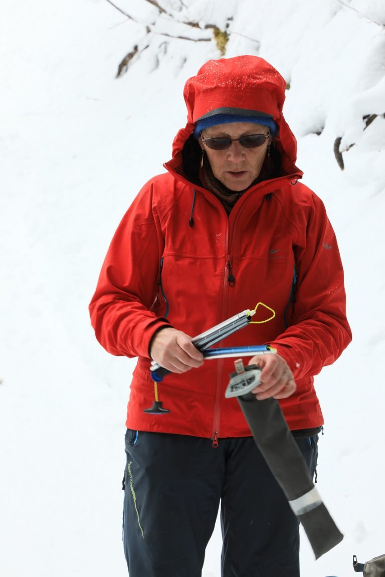 Schneeschuhwanderung in Gargellen - Image 1