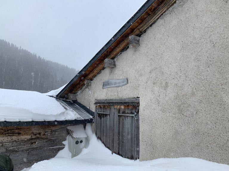 Schneeschuhwanderung in Gargellen - Image 18