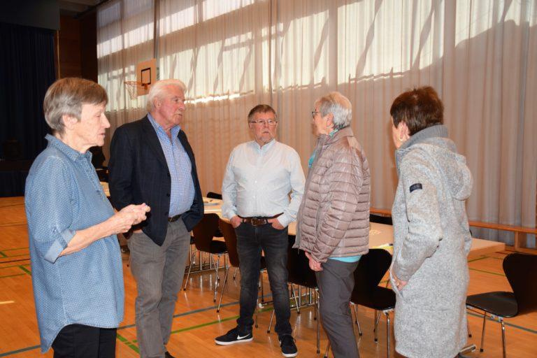 Jahreshauptversammlung Seniorenbund Zwischenwasser - Image 1