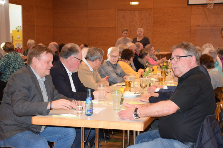 Jahreshauptversammlung Seniorenbund Zwischenwasser - Image 16