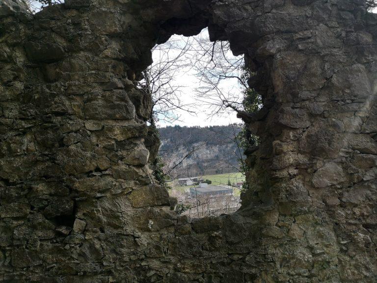 Wanderung Burgruine Neuburg 4.3.2020 - Image 7