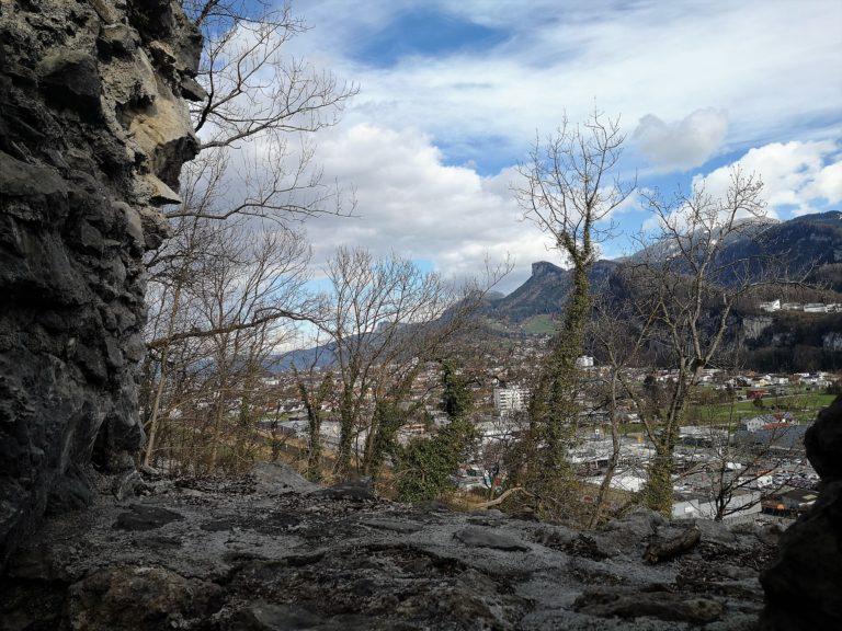 Wanderung Burgruine Neuburg 4.3.2020 - Image 13