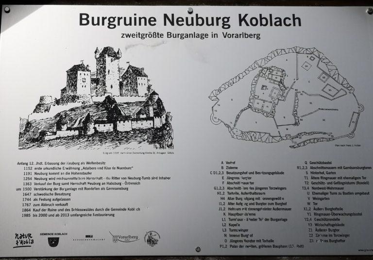 Wanderung Burgruine Neuburg 4.3.2020 - Image 12