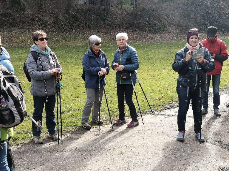 Wanderung Burgruine Neuburg 4.3.2020 - Image 25