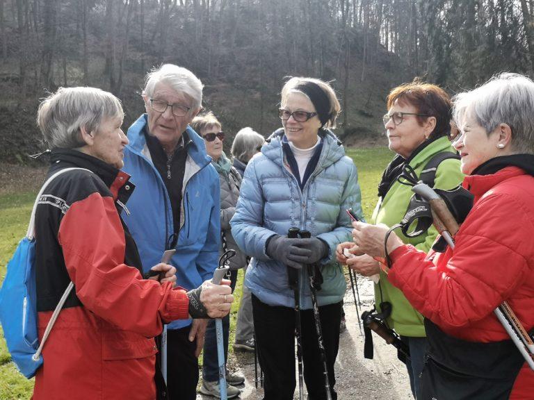 Wanderung Burgruine Neuburg 4.3.2020 - Image 26