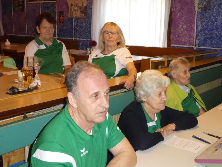 Kegelvereinsmeisterschaft des Götzner Seniorenbundes - Image 1