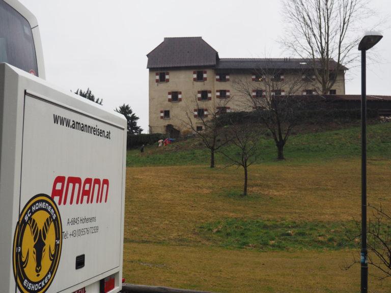 Seniorenbund Sulz-Röthis-Viktorsberg besucht das Schloss Amberg in Feldkirch am 10. März 2020 - Image 1