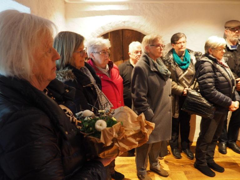 Seniorenbund Sulz-Röthis-Viktorsberg besucht das Schloss Amberg in Feldkirch am 10. März 2020 - Image 18