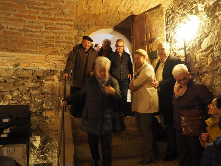 Seniorenbund Sulz-Röthis-Viktorsberg besucht das Schloss Amberg in Feldkirch am 10. März 2020 - Image 16